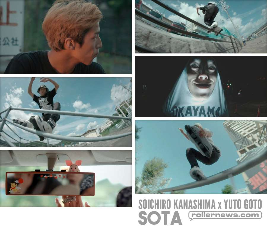 Soichiro Kanashima x Yuto Goto - Sota Section (2016) by Jonas Hansson