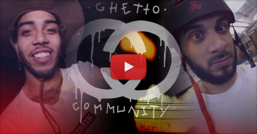 Ghetto Community x Woodward (2017)