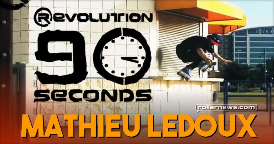 Mathieu Ledoux: Revolution - 90 Seconds (2011)