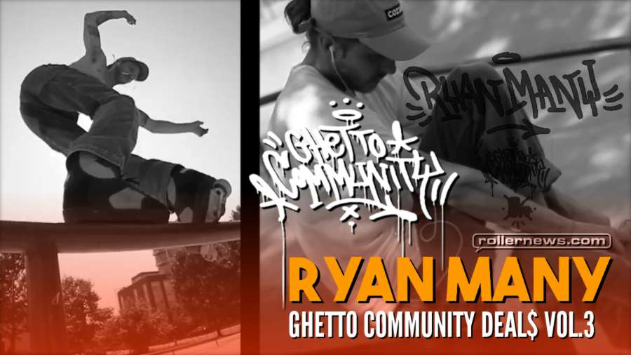 Ghetto Community - Deal$ volume 3 Featuring Ryan Many (2017)
