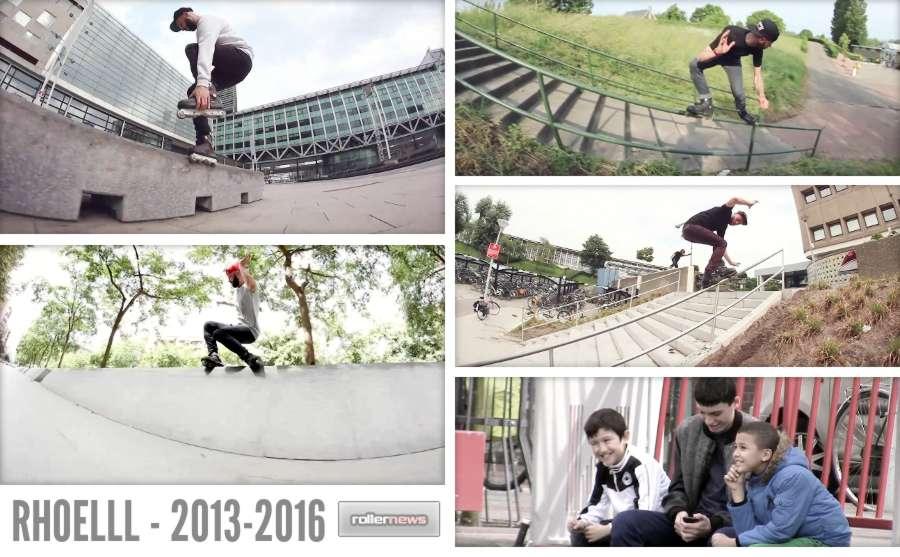 Roel Verhoeven 'Rhoelll' - 2013-2016