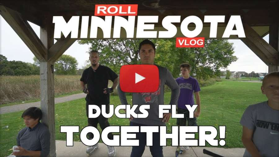 Roll Minnesota - Ducks Fly Together (2017)