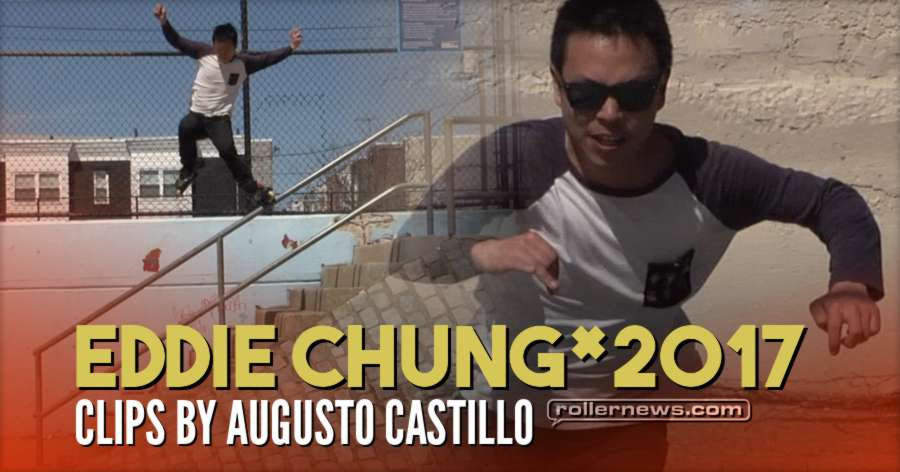 Eddie Chung (2017) by Augusto Castillo