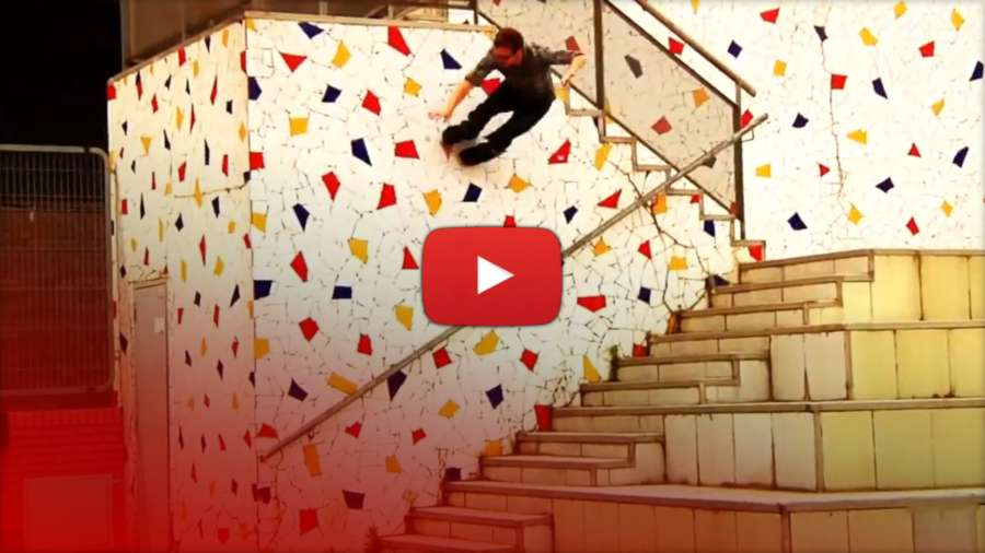 Jeff Stockwell - The Xsjado Video (2013)