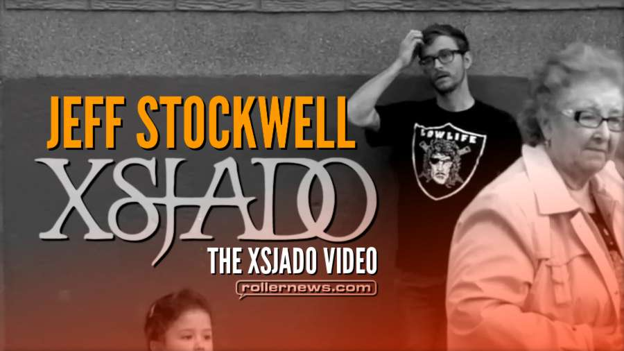 Jeff Stockwell - The Xsjado Video (2013)