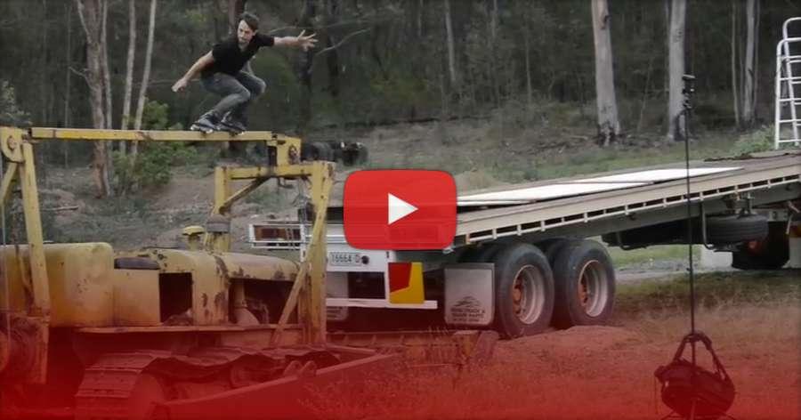 Josh Nielsen (Australia, 2017) - Street Edit by Tomas Meleg