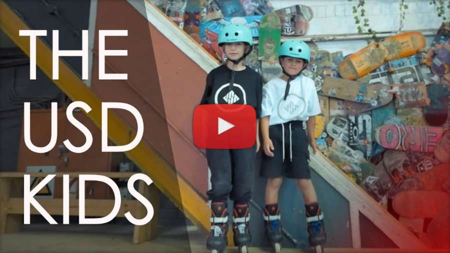Young South African Aggressive Inline Skaters (2017) with Ricardo Lino
