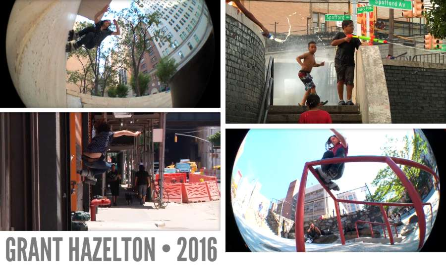 Grant Hazelton - NYC 2016 - One for the Road, Section by Mike Torres