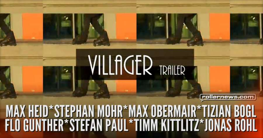 Villager (Germany, 2017) By Stephan Mohr - Trailer