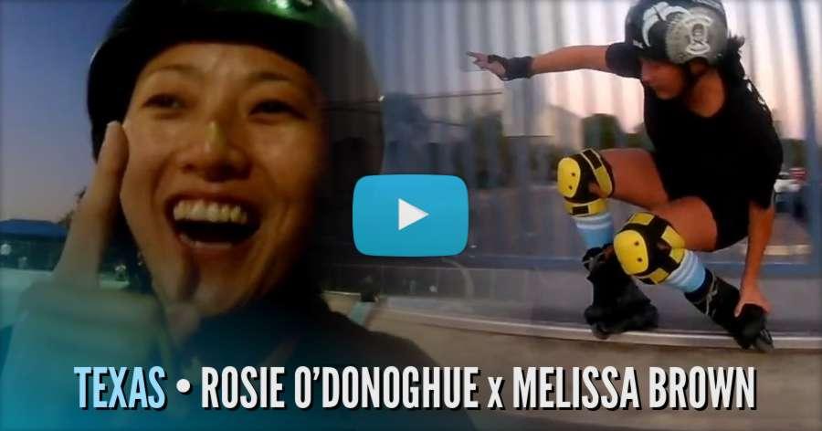 Rosie O'Donoghue - Coast to Coast (2017) - Bladies Shredding, America Tour, Featuring Melissa Brown