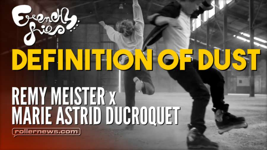 Definition of Dust by Remy Meister & Marie Astrid Ducroquet (2017)