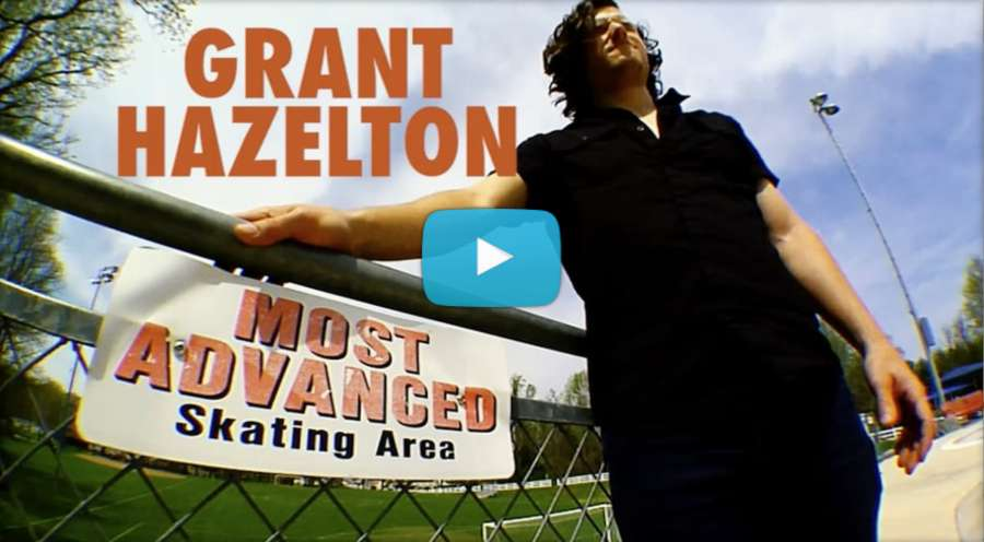 Grant Hazelton - Most Advanced (2015) by Mike Torres