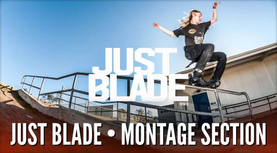 One Mag - Just Blade (2017, VOD) - Montage 1, Full Section Now Free