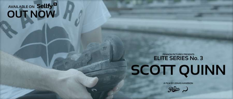 Scott Quinn - Elite Series No. 3 (2017) by Jonas Hansson - OUT NOW!