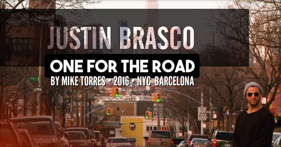 Justin Brasco - One for the Road (2016) by Mike Torres