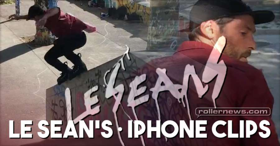 Le Sean's (France) - Iphone Clips (2017)