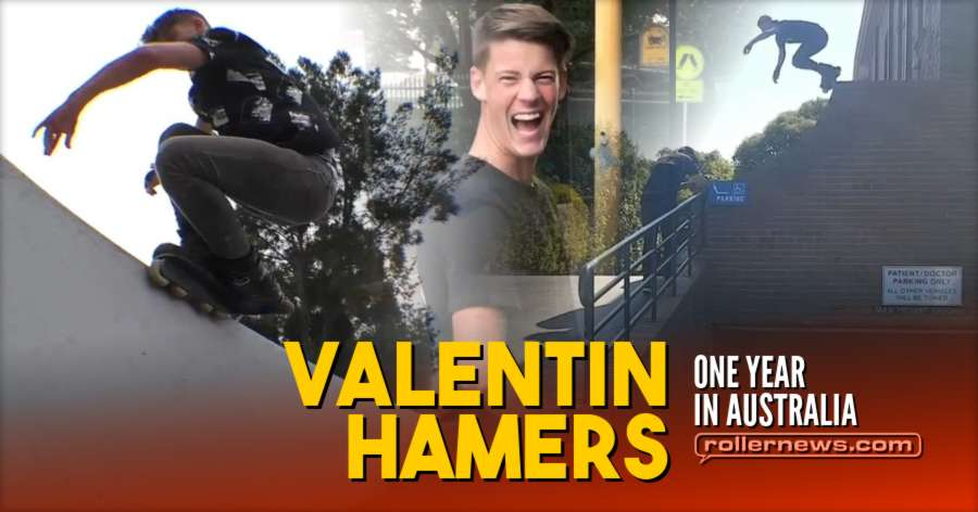 Valentin Hamers (19, Belgium) - a Year in Australia (2016-2017)