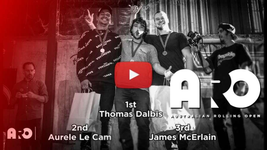 Australian Rollerblading Opens 2017 at Ramp Attak, Edit by Velvet Couch