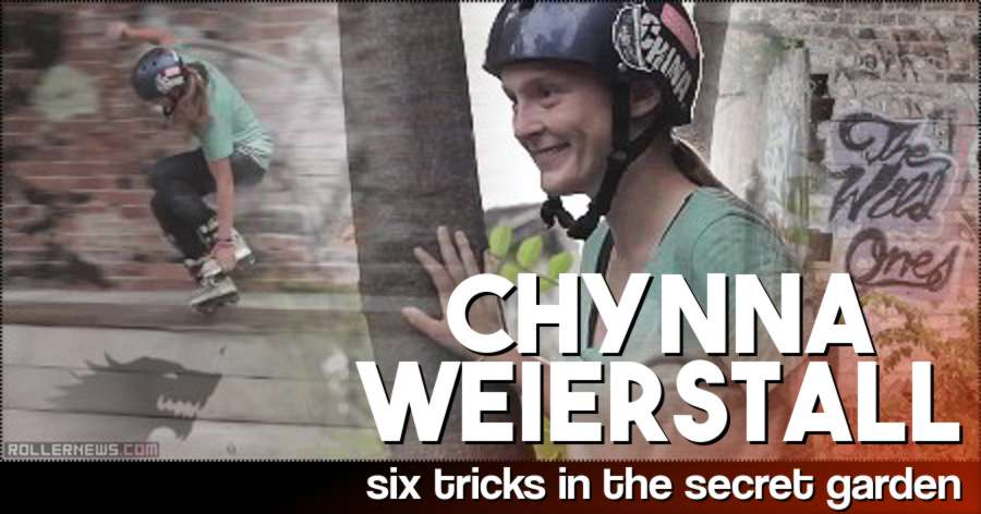 Chynna Weierstall - Six Tricks in the Secret Garden