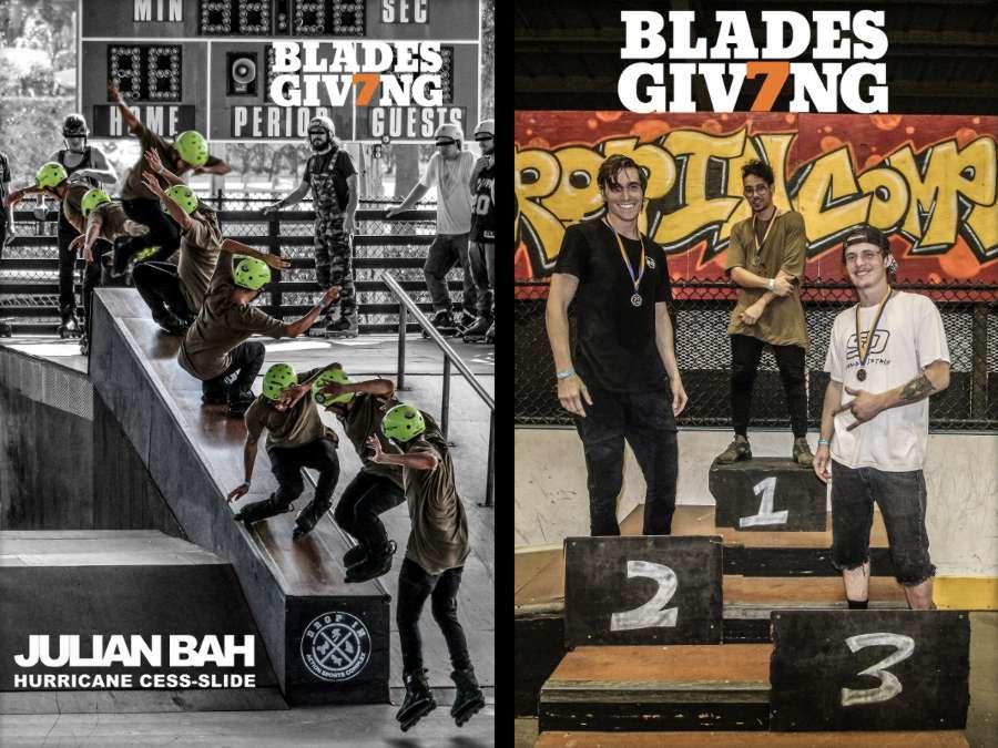 Bladesgiving 7 (2017) - Doteye Productions, Edit