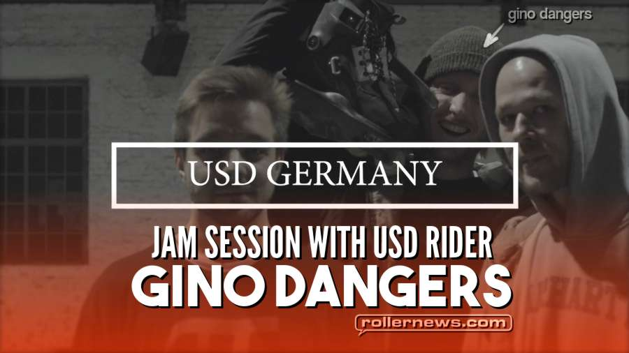 Jam Session With USD Rider Gino Dangers (2017) by Tyriek Gibson
