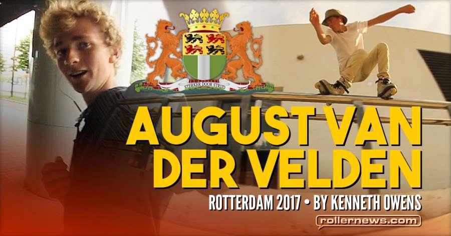 August van Der Velden (Rotterdam, 2017) by Kenneth Owens