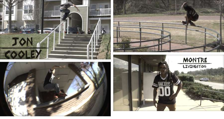 Squad Leftovers (2017) by Long Tonthat, with Montre Livingston, Jon Cooley & Blake Hyatt