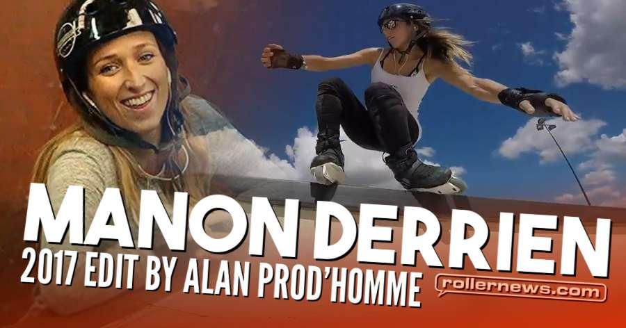 Manon Derrien (France) - 2017 Edit by Alan Prod'homme
