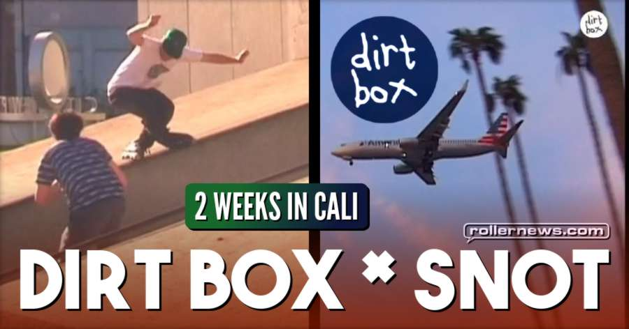 Dirt Box - Snot (2017) by Jon Lee - 2 weeks in Cali with James Bower, Billy O'Neill, Jeph Howard, Gregory Preston & More