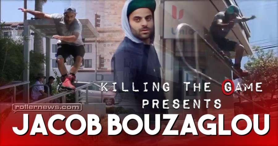 Jacob Bouzaglou - Blade and Create (2017, California)
