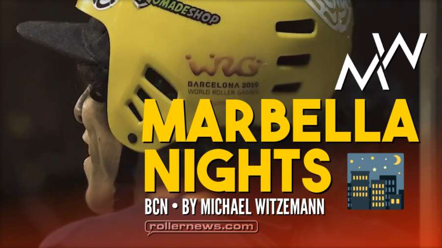 Marbella Nights (2017) by Michael Witzemann, featuring Michel Prado & Friends