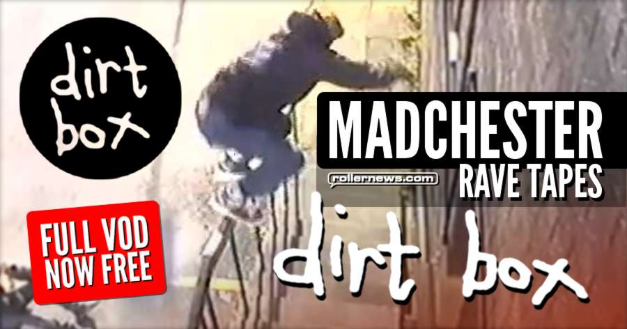 Dirt Box - Madchester (Rave Tapes) with Alex Burston, Elliot Stevens & the Crew - Full VOD, NOW FREE