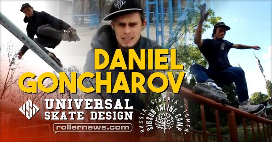 Daniel Goncharov (Russia) - Intertwining (2017) - Usd Skates
