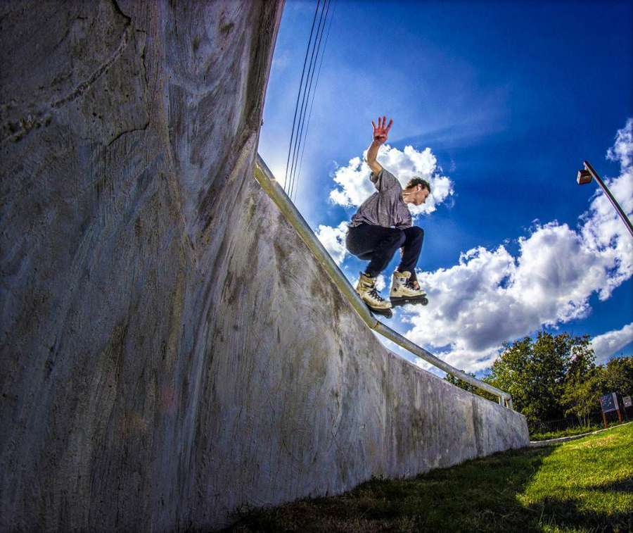 Picture of the Day: Andrew Broom - Backside (Texas) by Joseph Gammill