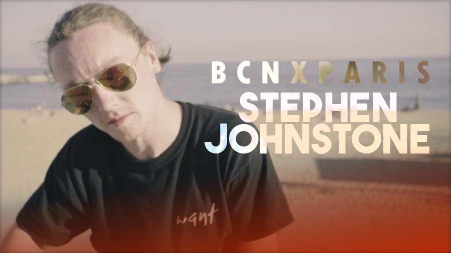 Stephen Johnstone | BCN x Paris (2017)