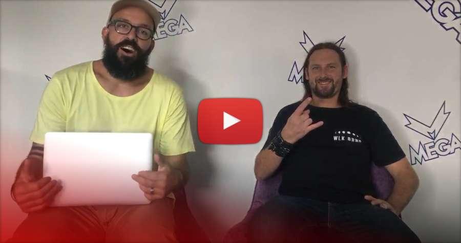 What's Up Carlos Pianowski? Skate Talk (Live, 2017) with Ricardo Lino