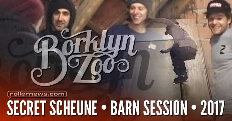 Borklyn Zoo - Secret Scheune (2017, Germany) - Session in a pretty amazing Barn with Eugen Enin & Friends