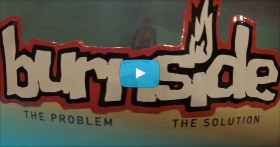 Burnside Met Die Boys (2017) by Remy Cadier (Burnside Session, Netherlands)