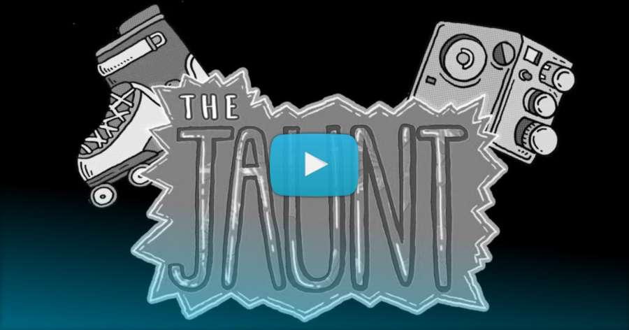 The Jaunt (2014 – 2017) by A.J. Stine