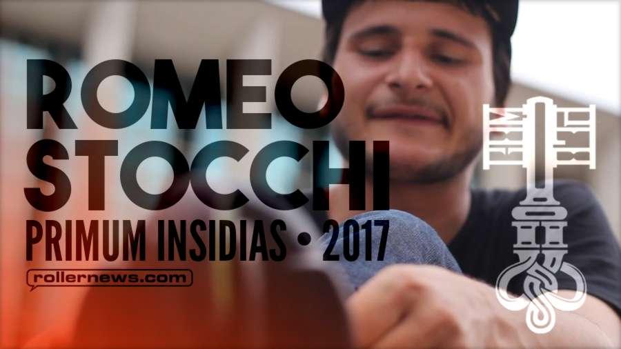 Romeo Stocchi - Primum Insidias (2017) by Complo Clothing