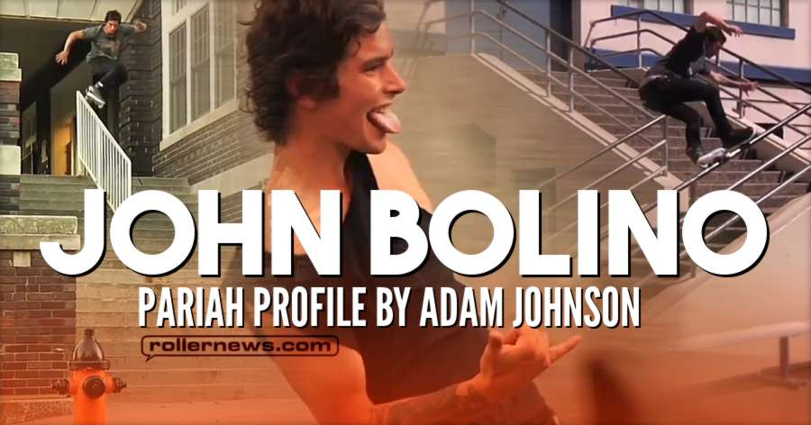 John Bolino: Pariah Profile by Adam Johnson