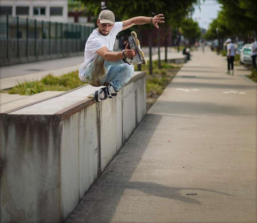 Picture of the Day - Antony Pottier (2017) - Nomadeshop Trip in Nantes (France)