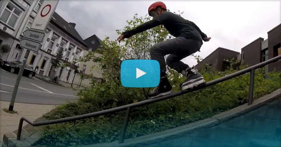 Nils Rinas (16, Germany) - Summer Street Clips 2017 by Rafael Kosiarski