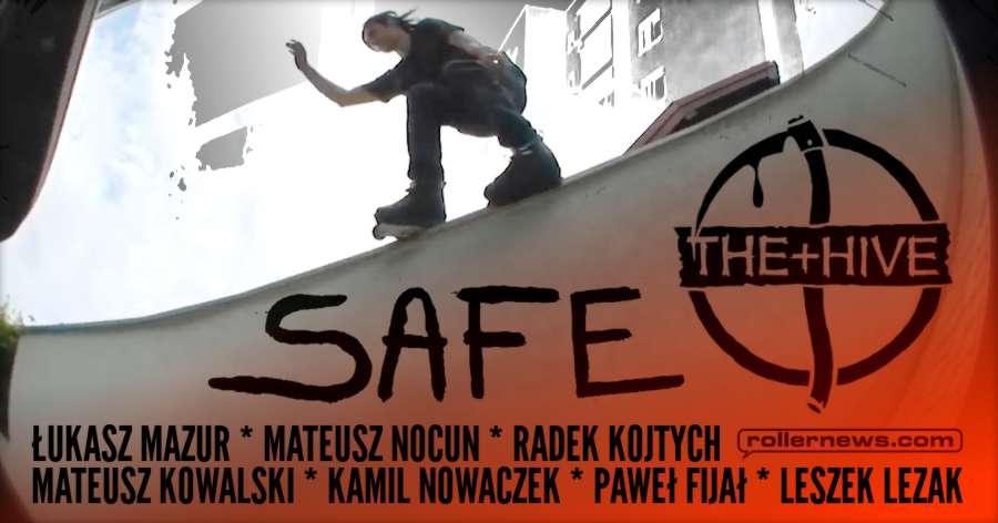 The Hive - Safe (2017, Poland) by Mateusz Kowalski