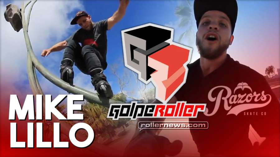 Mike Lillo - Razors x Golpe Roller (Chile, 2017) - Street & Park Clips