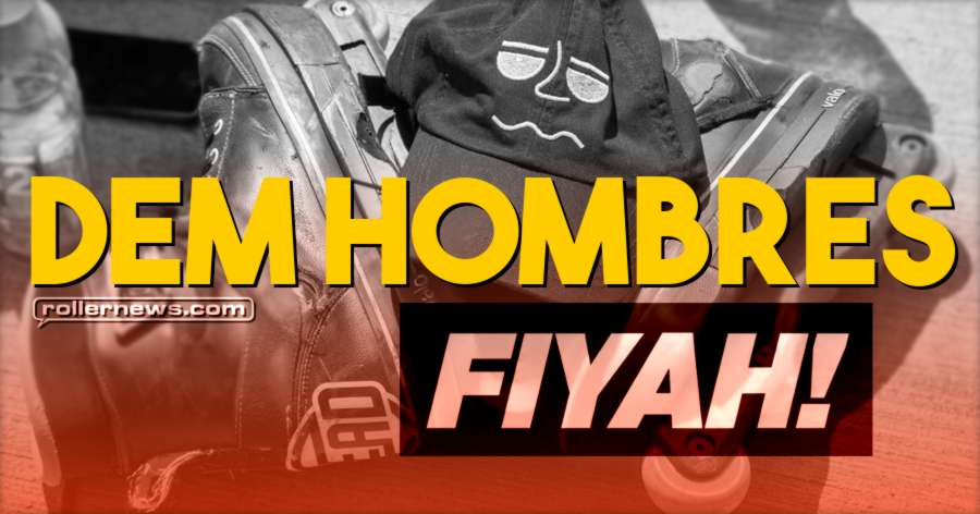 Dem Hombres - Fiyah! Promo (2017)
