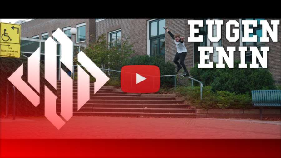 Eugen Enin - Bebop Sessions (2017) by Daniel Enin - USD Skates
