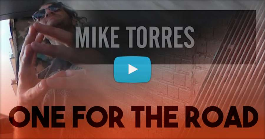 Mike Torres - One for the Road (2016)