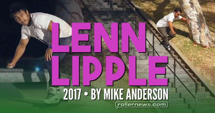Lenn Lipple - Street and Park (Australia, 2017) by Mike Anderson