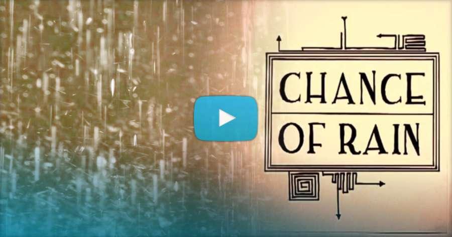 Chance of Rain 1 (Seattle, 2014) by by Derek Brown & Carter LeBlanc - Trailer